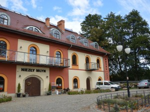 "Hotel ""Niezły Młyn"" IX.2015r. – fot. Ewelina Gryniuk"